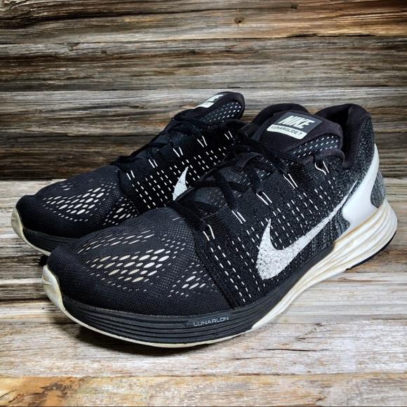 New Nike LunarGlide 7 Herren Running Schuhe 747355 001 die